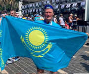Alexander Vinokurov became Ironman 70.3 World Champion in Nice